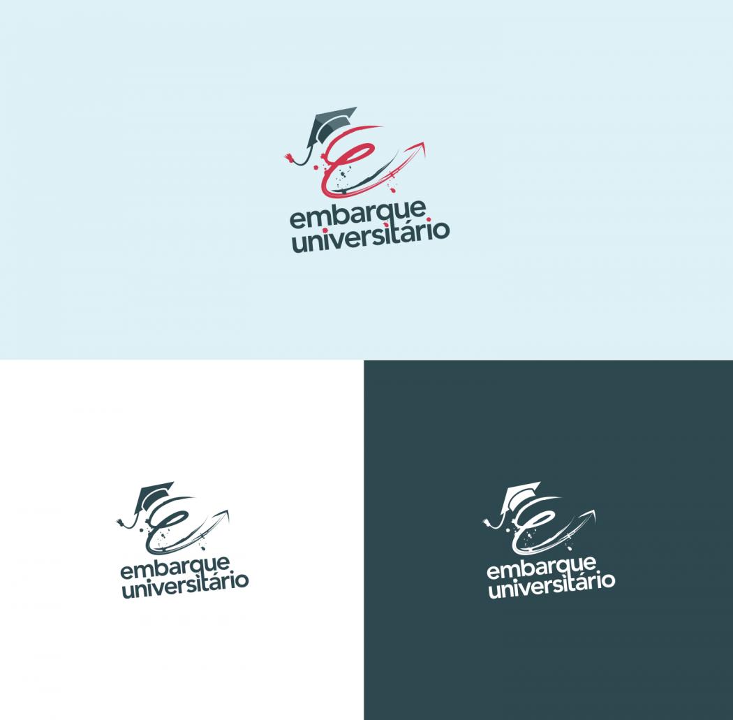 criação de logotipo para agencia de viagens