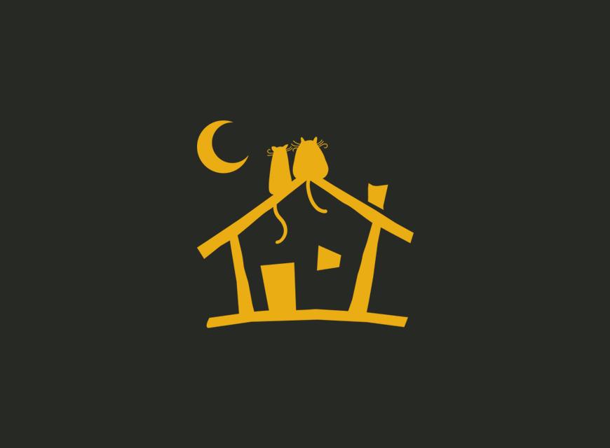 criação de logotipo para bar e restaurante no japão
