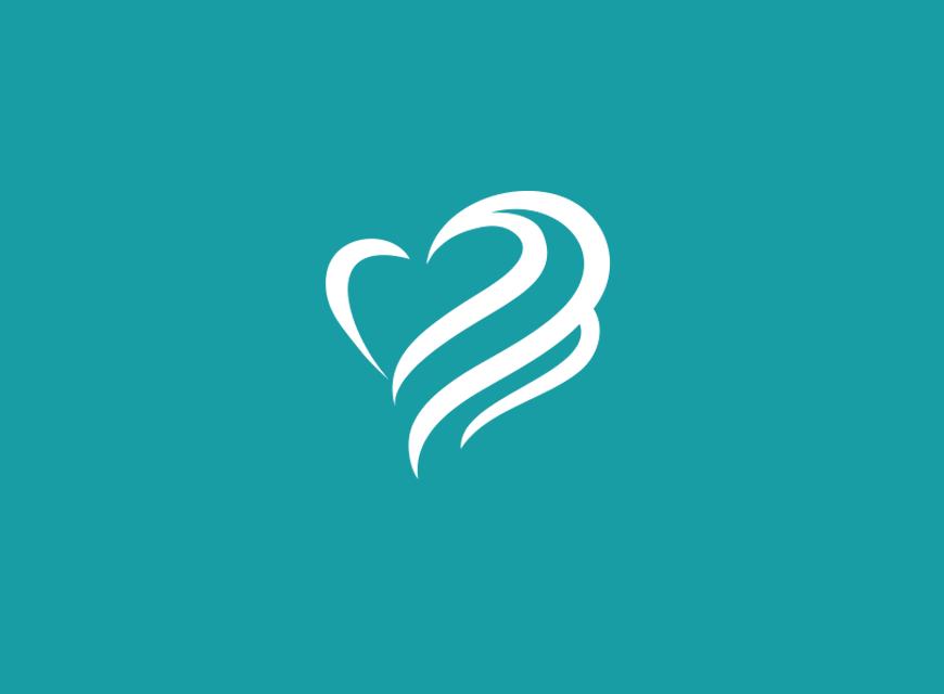 simbolo coração removida saude