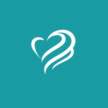 criação de logotipo para serviços médicos
