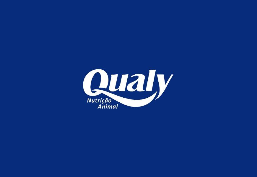 criação de logotipo qualy nutrição animal
