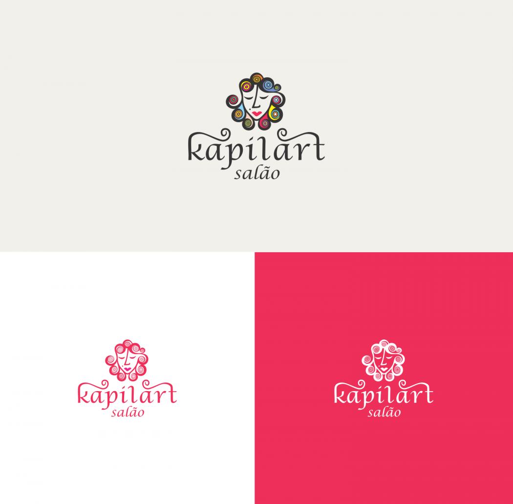 logotipo versões kapilart