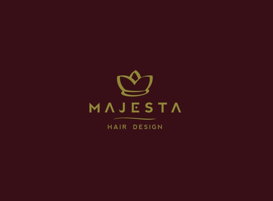criação de logotipo para cabeleireiro