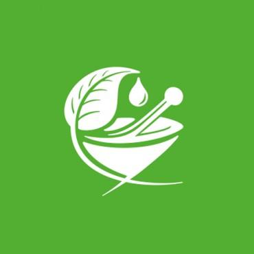logotipo para farmácia de manipulação