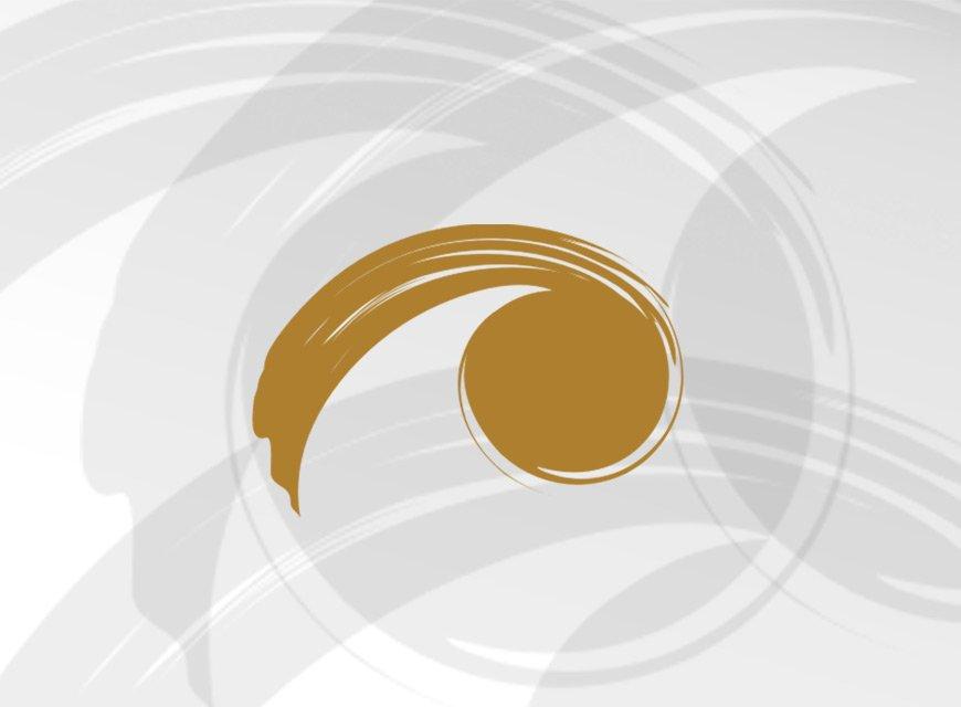 Identidade Visual para Empresa de Recursos Humanos, logotipo Apdata do Brasil, criação de papelaria, símbolo inspirado no olho de águia