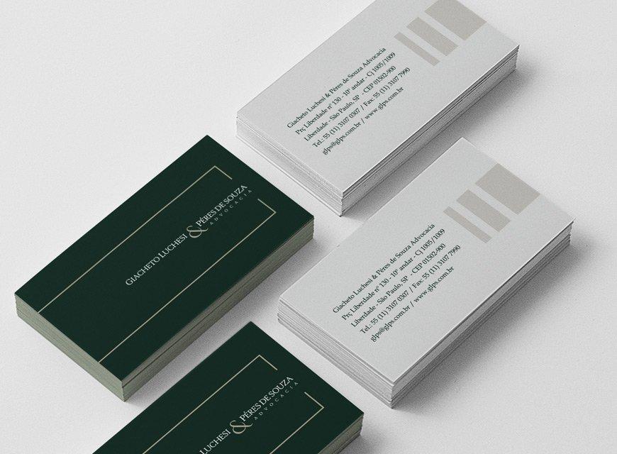 cartão de visita advogado giacheto luchesi