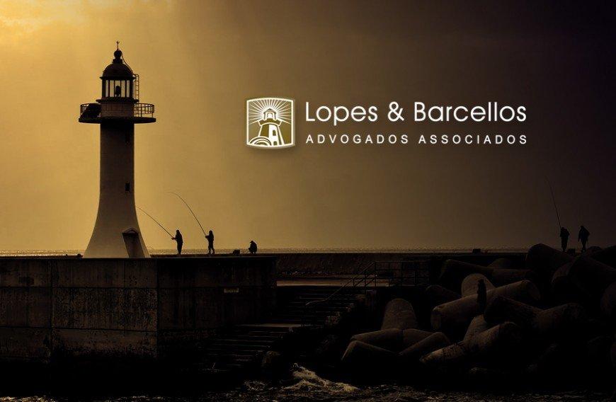 imagem conceitual logotipo advogados