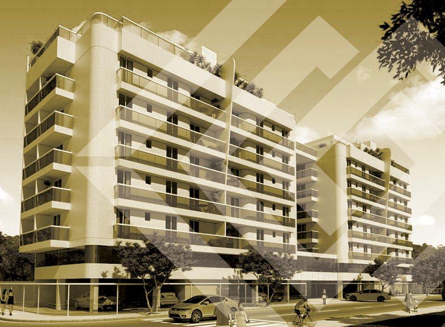 Criação da Identidade Visual para Hotel, imagem conceitual Angra Beach hotel, Rio de janeiro