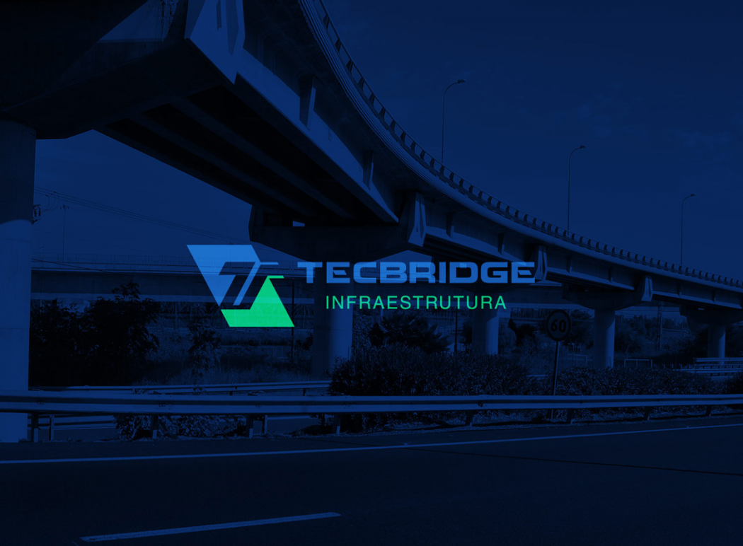 logotipo tecbridge infraestrutura